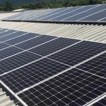 Energia Solar Comercial 9,90 kWp 30 módulos Timbó SC