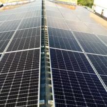 Energia Solar Comercial 19,76 kWp 52 módulos Barbacena MG