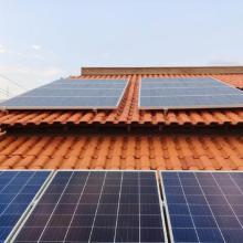 Energia Solar Residencial 5,36 kWp 16 módulos Presidente Dutra