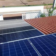 Energia Solar Comercial 7,37 kWp 22 módulos Bacabal Maranhão