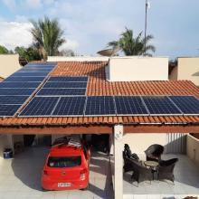 Energia Solar Residencial 6,30 kWp 18 módulos Imperatriz MA