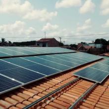 Energia Solar Residencial 11,20 kWp 32 módulos Paragominas Pará