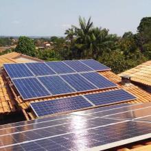Energia Solar Residencial 5,36 kWp 16 módulos Abaetetuba Pará