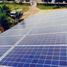 Energia Solar Comercial 14,74 kWp 44 módulos Moju Pará