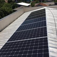Energia Solar Residencial 8,58 kWp 26 módulos Campo Grande MS