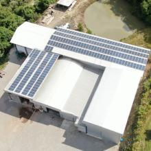 Energia Solar Comercial 71,28 kWp 216 módulos Caxias do Sul RS