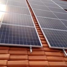 Energia Solar Residencial 5,61 kWp 17 módulos Imperatriz MA