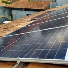 Energia Solar Residencial 9,24 kWp 28 módulos Imperatriz MA