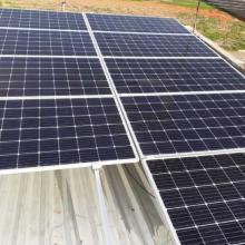 Energia Solar Residencial 6,66 kWp 18 módulos Palmas Tocantins