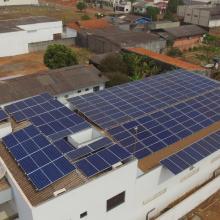 Energia Solar Comercial 69,30 kWp 210 módulos Sorriso MT