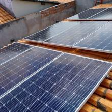 Energia Solar Residencial 3,70 kWp 10 módulos Pindaré-Mirim MA