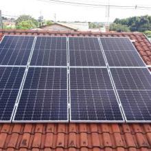 Energia Solar Residencial 3,04 kWp 8 módulos SP