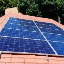 Energia Solar Residencial 3,30 kWp 10 módulos PR
