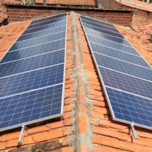 Energia Solar Residencial 6,03 kWp 18 módulos Santa Inês MA