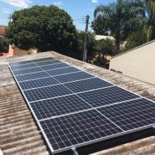 Energia Solar Residencial 3,04 kWp 8 módulos Espumoso RS