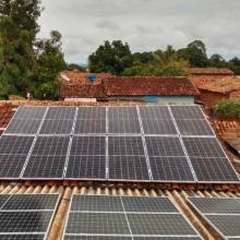 Energia Solar Residencial 13,68 kWp 36 módulos Porto Nacional TO