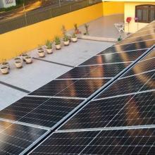 Energia Solar Residencial 10,64 kWp 28 módulos Foz do Iguaçu PR