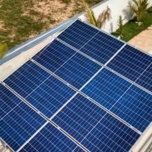 Energia Solar Comercial 20,65 kWp 59 módulos Palmas Tocantins