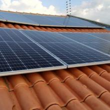 Energia Solar Residencial 3,80 kWp 10 módulos Araguaína TO