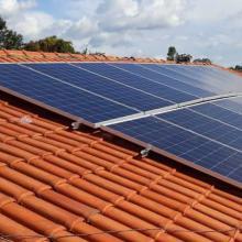 Energia Solar Residencial 6,03 kWp 18 módulos Carolina Maranhão