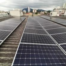 Energia Solar Comercial 26,40 kWp 80 módulos Indaial SC