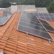 Energia Solar Residencial 6,75 kWp 18 módulos Imperatriz MA