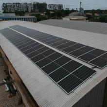 Energia Solar Residencial 6,08 kWp 16 módulos Bastos São Paulo
