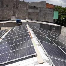 Energia Solar Comercial 20,62 kWp 55 módulos Tucuruí Pará
