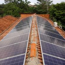 Energia Solar Residencial 10,05 kWp 30 módulos Açailândia MA