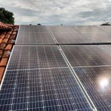 Energia Solar Residencial 3,04 kWp 8 módulos Porto Nacional TO