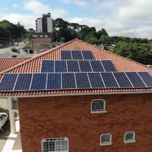 Energia Solar Residencial 6,60 kWp 20 módulos Mafra SC