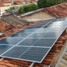 Energia Solar Comercial 9,88 kWp 26 módulos Porto Nacional TO