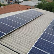 Energia Solar Comercial 6,30 kWp 18 módulos Papanduva SC