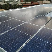 Energia Solar Residencial 6,27 kWp 19 módulos Florianópolis SC