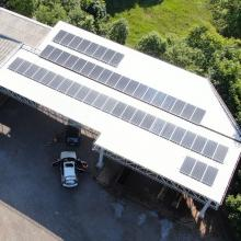 Energia Solar Comercial 17,16 kWp 52 módulos RS