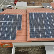Energia Solar Comercial 12,16 kWp 32 módulos Monte Castelo SC