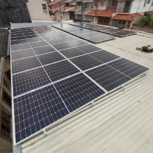 Energia Solar Comercial 14,06 kWp 38 módulos SP