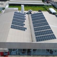Energia Solar Residencial 89,10 kWp 270 módulos Londrina Paraná
