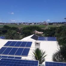 Energia Solar Residencial 20,10 kWp 60 módulos Cascavel Paraná