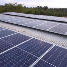 Energia Solar Rural 13,30 kWp 38 módulos Senador La Rocque MA
