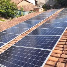 Energia Solar Residencial 9,75 kWp 26 módulos Porto Nacional TO