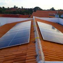 Energia Solar Residencial 6,88 kWp 17 módulos Santa Luzia MA