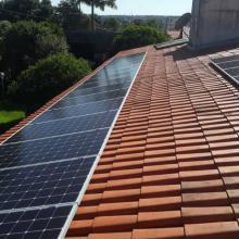 Energia Solar Residencial 10,50 kWp 28 módulos Campo Grande MS