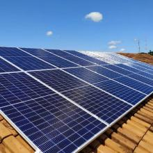 Energia Solar Comercial 6,39 kWp 18 módulos Catanduvas Paraná