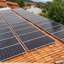 Energia Solar Comercial 62,16 kWp 167 módulos Imperatriz MA