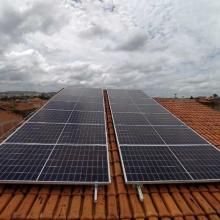 Energia Solar Residencial 5,67 kWp 14 módulos Imperatriz MA