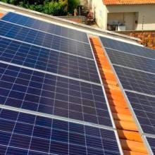 Energia Solar Residencial 3,35 kWp 10 módulos Santa Inês MA