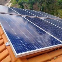 Energia Solar Residencial 2,68 kWp 8 módulos Grajaú Maranhão
