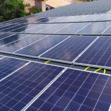 Energia Solar Comercial 34,17 kWp 102 módulos Santa Inês MA