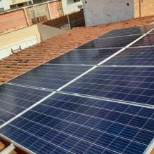 Energia Solar Residencial 3,35 kWp 10 módulos Teresina Piauí